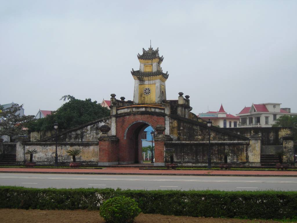 Dong Hoi Citadel- A symbol of The Brave Vietnam